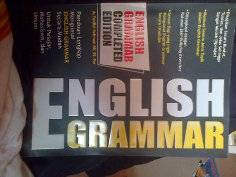 English Grammar Completed Edition