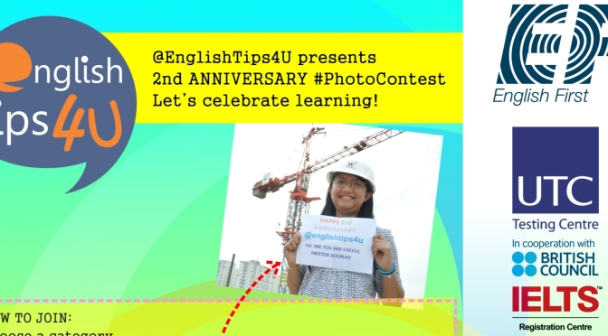 EnglishTips4U #PhotoContest Winners