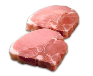 Porterhouse Style Center Cut Pork Chops