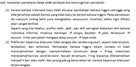 Keep Smile 3