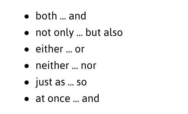 Engclass Correlative Conjunction Englishtips4u