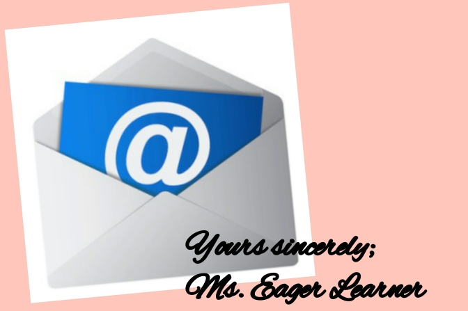 """#BusEng: """"Complementary Close"""" – How to Write a Formal Email (2)"""