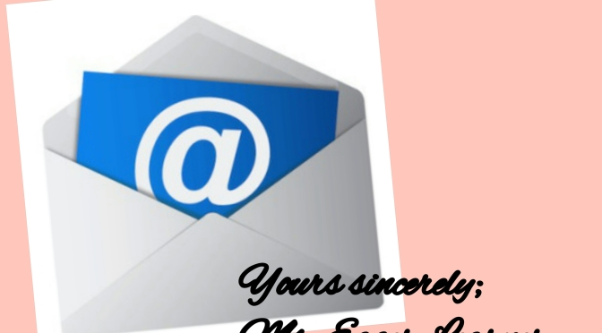 "#BusEng: ""Complementary Close"" – How to Write a Formal Email (2)"