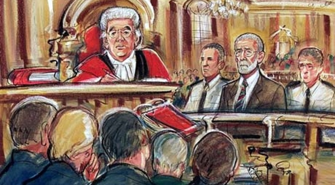 #EngVocab: People involved in a court