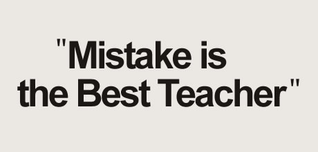 learnfrommistake