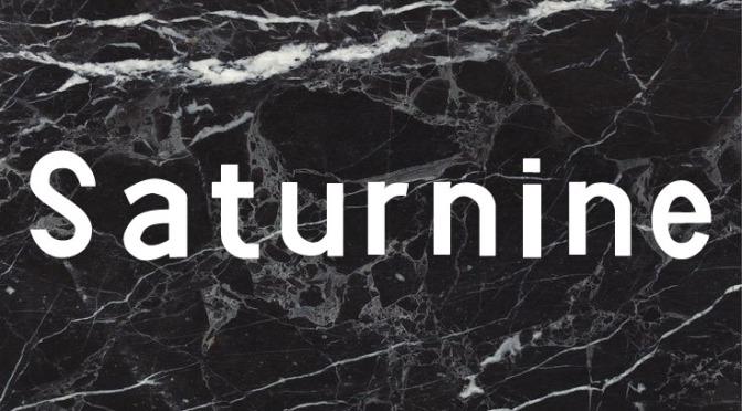 #WOTD: Saturnine