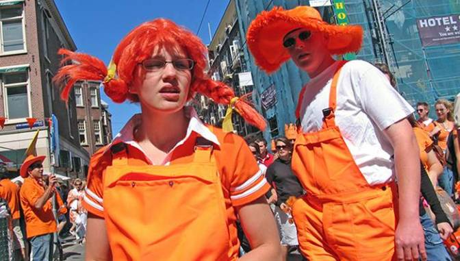 #EngKnowledge: King's Day in Netherlands