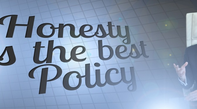 #EngQuote: Honesty