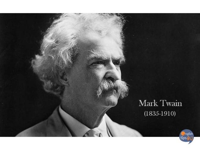 mark twain test essay Mark twain made a name for himself as the pre-eminent speaker and  his  essays, speeches and personal letters are full of his unique wit, providing  readers with laughter and thought-provoking quotes that continue to stand the  test of time,.