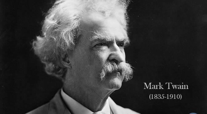 #EngQuote: Mark Twain