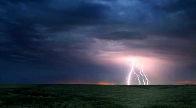 #WOTD: Cloudburst