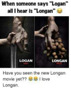 Logan vs. Longan