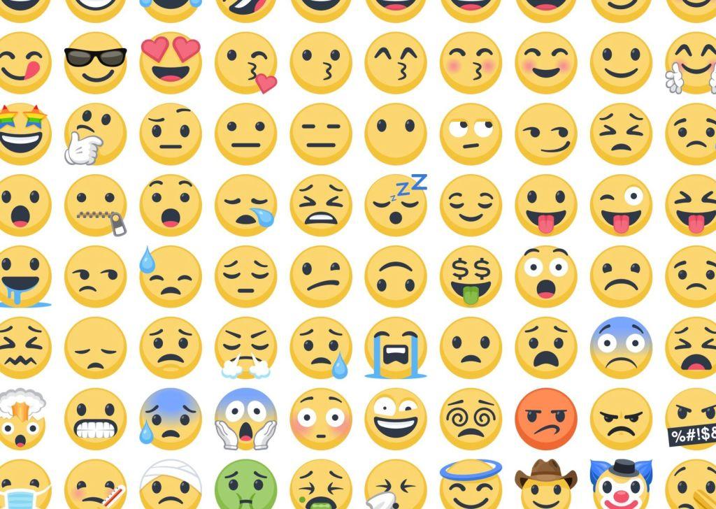 Engpic Emojis Faces Meaning Englishtips4u